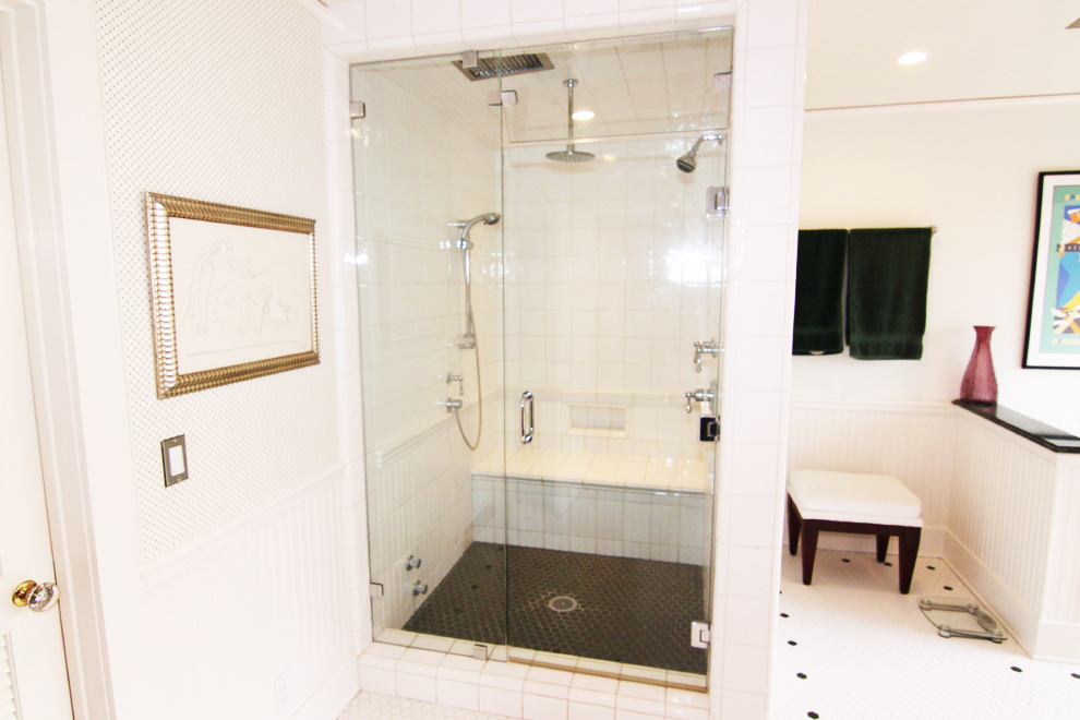 1917 casa master bath shower