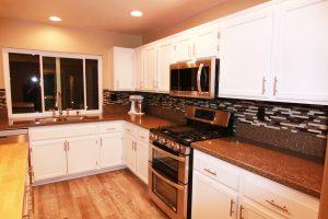 residential modern kitchen